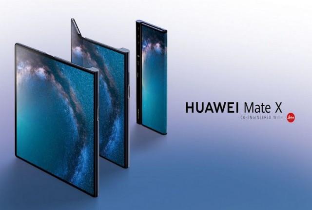 هواوی Mate X تاشو 24 آبان عرضه خواهد شد