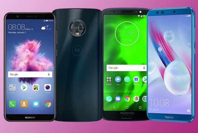 بهترین گوشیهای زیر 200 دلار در سال 2020