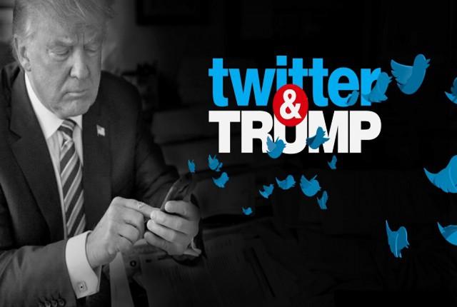 توئیتر فیلمهای کمپین تبلیغاتی ترامپ را حذف کرد