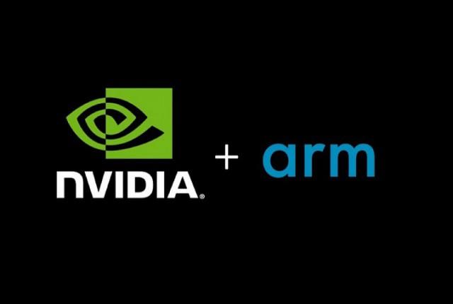انویدیا اقدام به خرید شرکت ARM کرده است