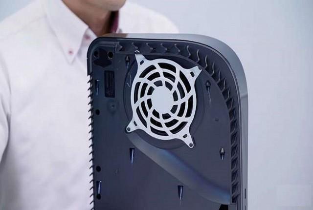 پلی استیشن 5 قابلیت دانلود بروزرسانی برای فن خنک کننده دارد