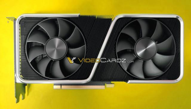 انتشار عکس و مشخصات کارت گرافیک  GeForce RTX 3060 Ti Founders Edition