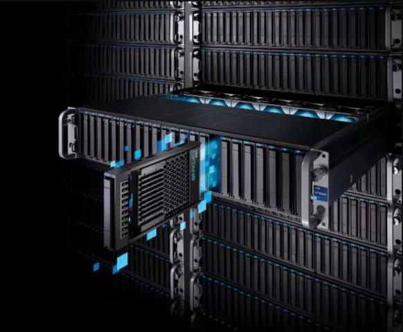 رونمایی INTEL از SSD مدل P5800X با رابط PCIe 4.0 به عنوان سریعترین SSD جهان