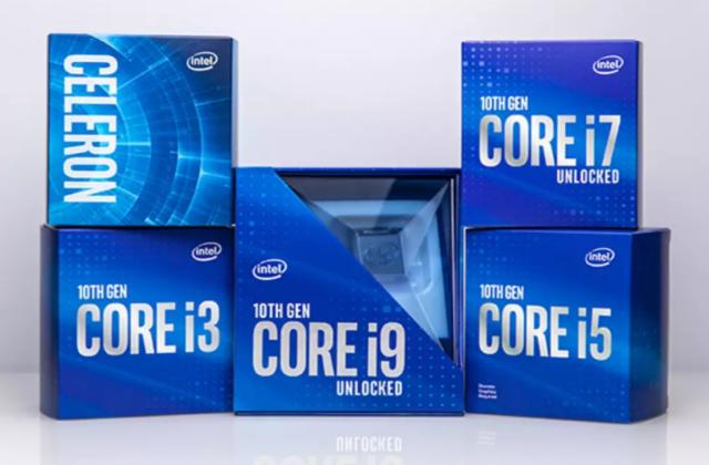 تفاوت میان پردازنده های K، F و KF شرکت INTEL