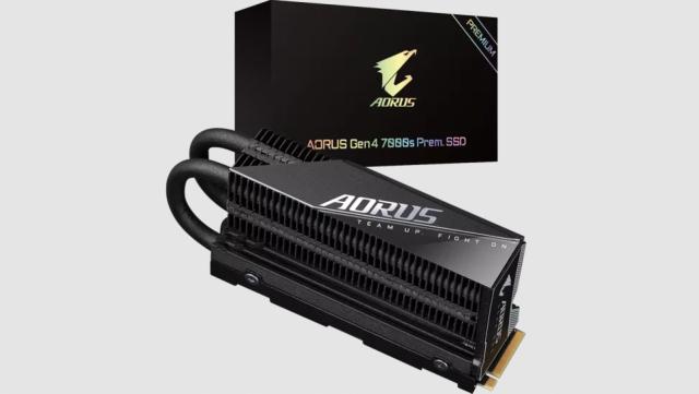 معرفی حافظه SSD نسل جدید شرکت GIGABYTE با سرعت 7GBps