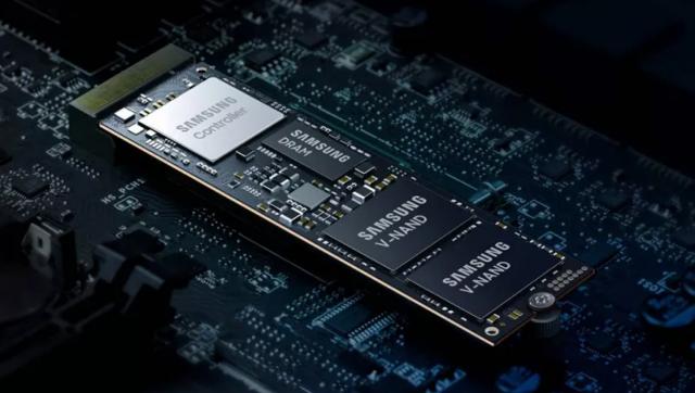 معرفی حافظه SSD با رابط PCIE 5.0 شرکت SAMSUNG