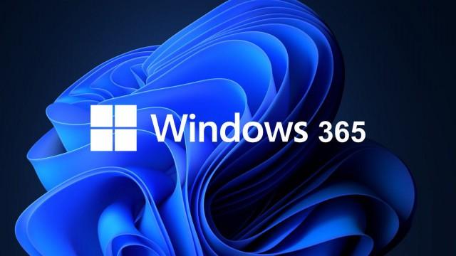 معرفی WINDOWS 365 توسط MICROSOFT