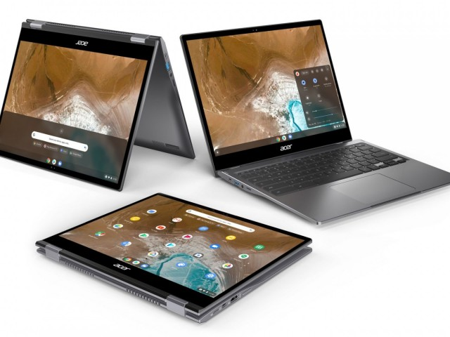 Acer Chromebook Spin 713 بهترین کروم بوک 2021