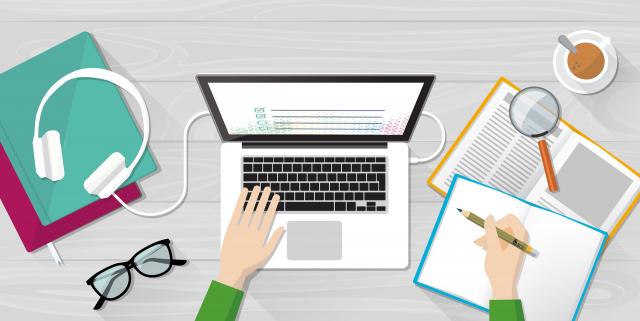 تجهیزات مناسب کلاس و جلسات آنلاین