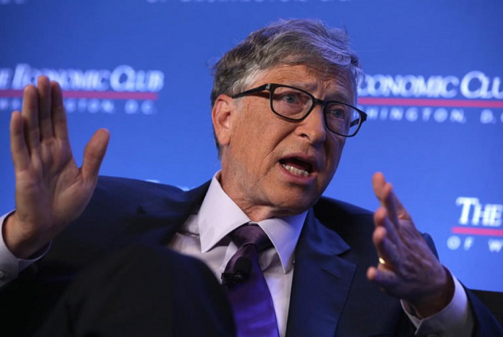 بیل گیتس: برای پایان دادن به قرنطینه به این چهار نوآوری نیازمندیم